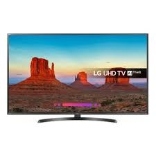 "LG 65"" Smart 4K Ultra HD HDR LED TV-16849"