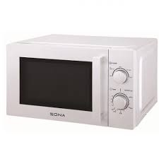 Sona 20L Freestanding Microwave Oven - White-0