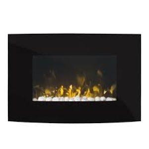 Dimplex Artesia Wall Fire, Full Flame Effect-0