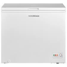 Nordmende 95cm Wide Chest Freezer 198 Litres - White-0