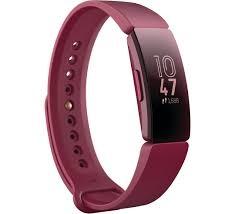 Fitbit Inspire - Sangria-0