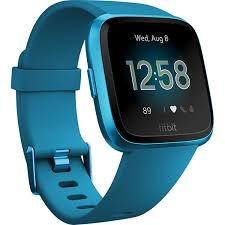 Fitbit Versa Lite Edition - Marina Blue-0