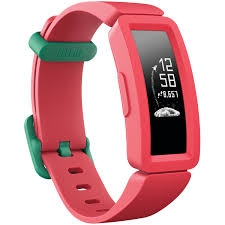 Fitbit Ace 2 Kids Fitness Tracker | Watermelon/Teal-0