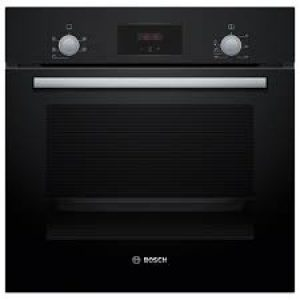 Bosch Built in Single Electric Oven- Black-0