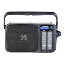 Panasonic Portable AM/FM Radio-0