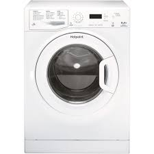 Hotpoint Aquarius 6KG 1400 Spin Washing Machine - White-0