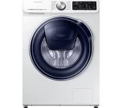 Samsung AddWash Smart 10 kg 1400 Spin Washing Machine - White-0