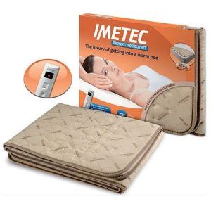 Imetec Premium Single Under Electric Blanket-0