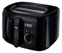 Russell Hobbs 2.5L Deep Fat Fryer Black-0