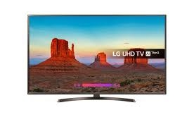 "LG 65"" 4K Ultra HD Flat LED Smart TV I Havana Brown -0"