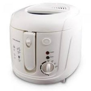 Morphy Richards Essentials Deep Fat Fryer White-0