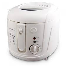 Morphy Richards Essentials Deep Fat Fryer White-0