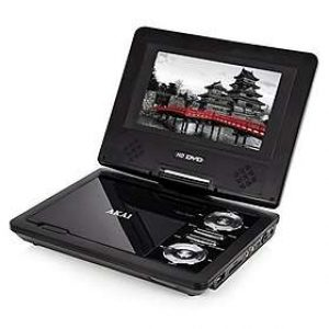 Akai Portable DVD Player-0