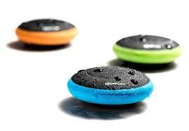 Boompods Aquapods Green BT Speaker-0