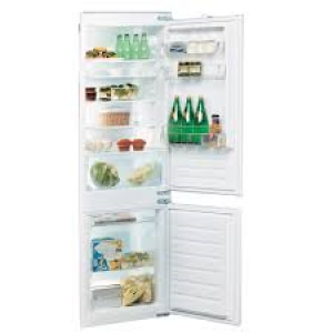 Whirlpool Integrated 70/30 Fridge Freezer with Stop Frost -0
