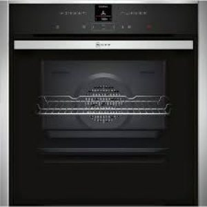 NEFF Slide & Hide Electric Pyrolytic oven-0