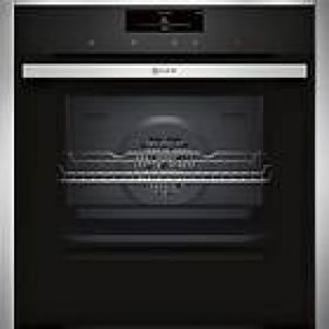 Neff Single Oven with Variosteam-0