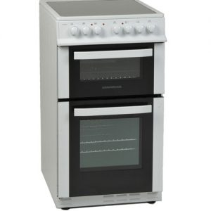 Nordmende 50cm Freestanding Electric Cooker I White-0