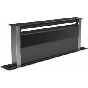 Neff 90 cm Downdraft Cooker Hood - Black -0