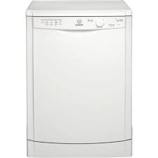 Indesit 60cm 13 Place, A+, Freestanding Dishwasher I White-0