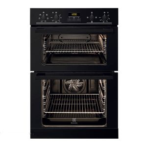 Electrolux Built in Double oven - Stainless Steel-0