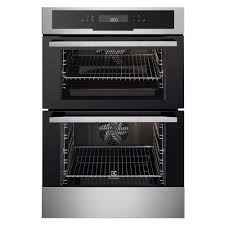 Electrolux Built-In Electric Double Oven I Stainless Steel-0