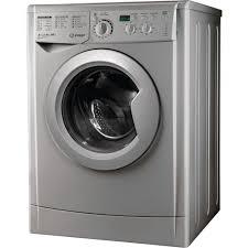 Indesit 8kg 1400 Spin Washing Machine I Graphite-0