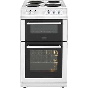 Belling 50CM Fan Double Oven Freestanding Cooker-0