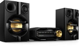 Philips BT Enabled Hi Fi System-0
