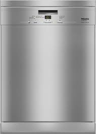 Miele 14 Place Freestanding Dishwasher Stainless Steel-0