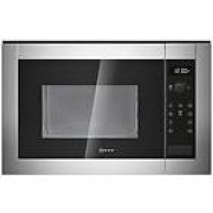 NEFF 900W 25L Built in Microwave oven I Stainless Steel -0