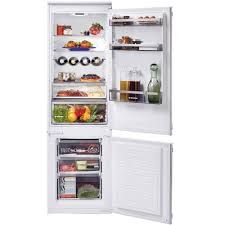 Hoover Integrated 70/30 Fridge Freezer-0