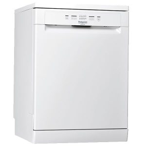 Hotpoint Aquarius 60cm 13-Place Full Size Dishwasher - White-0