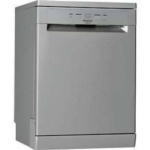Hotpoint 13 Place Aquarius Dishwasher I Stainless Steel-0
