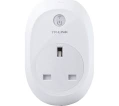 Kasa Smart Wi-Fi Plug with Energy Monitoring-0