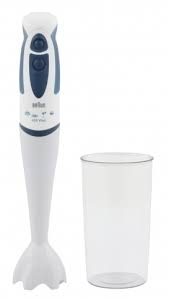 Braun Multiquick Hand Blender, White-0
