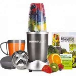 NutriBullet Smoothie Maker - Graphite-0