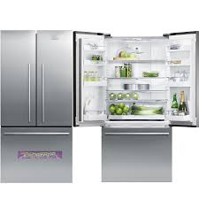 Fisher and Paykel Non Plumbed American Fridge Freezer-0