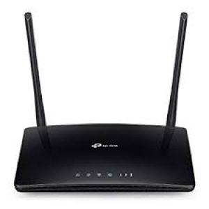 TP Link 300Mbps Wireless N 4G LTE Router I Black -0