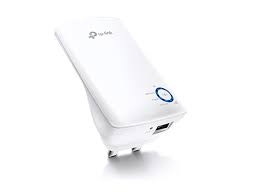 TP Link 300Mbps Universal Wi-Fi Range Extender - White -0
