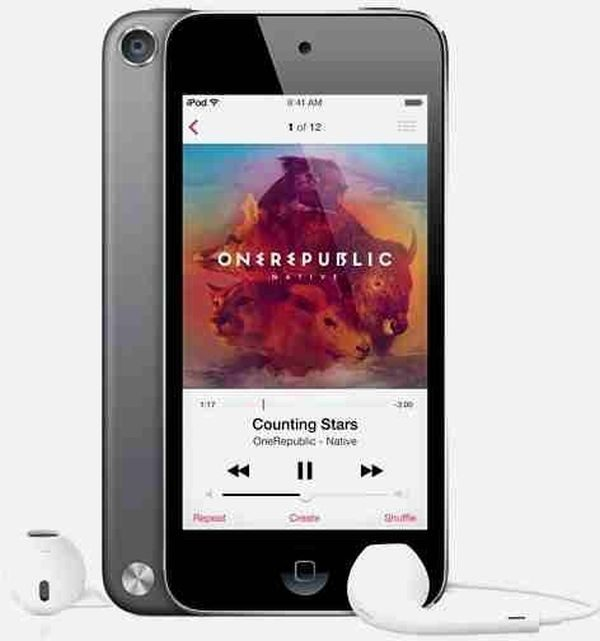 Apple Ipod Touch 32GB - Space Grey-0