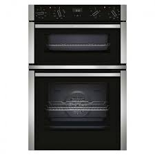 NEFF Electric Double Oven - Stainless Steel -0