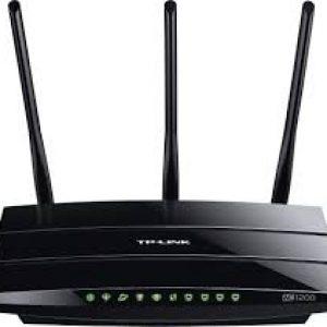 TP-LINK Archer VR400 WiFi Modem Router - AC 1200, Dual-band-0
