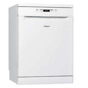 Whirlpool 60cm, 13 Place, A+ Freestanding Dishwasher, White -0