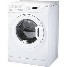 Hotpoint 9kg 1400 Spin Washing Machine I White-0