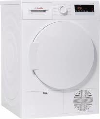 Bosch Condenser Tumble Dryer I White-0