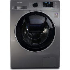 Samsung Add Wash 9KG 1400 Spin Freestanding Washing Machine - Graphite -0
