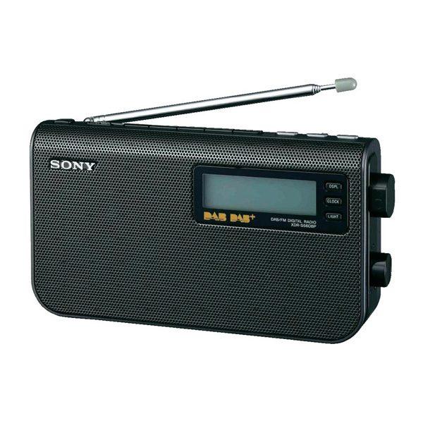 SONY XDR-S56DBP DAB+/DAB/FM Digital Radio AC-DC With Sleep timer.-0
