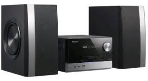 Pioneer BT Enabled Hi Fi System-0