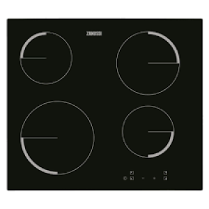 Zanussi 60cm Electric Ceramic Hob-0